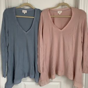 Anthropologie tunic bundle